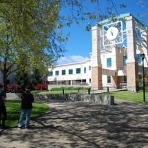 Sonoma State University Shultz Information Center, Rohnert Park, CA
