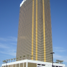 The Trump international Hotel, Las Vegas, Nevada